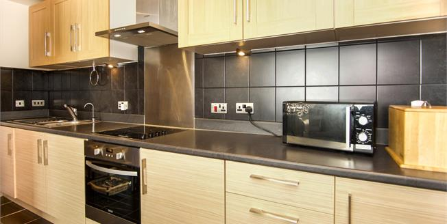 Asking Price £440,000, 2 Bedroom Flat For Sale in London, NW9