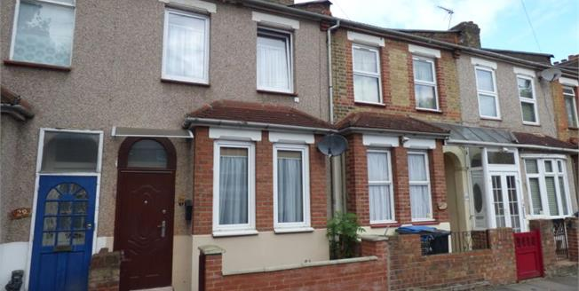 Offers in excess of £350,000, 2 Bedroom Terraced House For Sale in London, N9