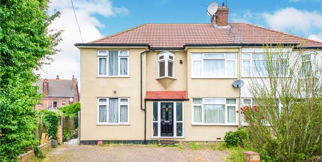 Asking Price £475,000, 4 Bedroom End of Terrace House For Sale in Enfield, EN3