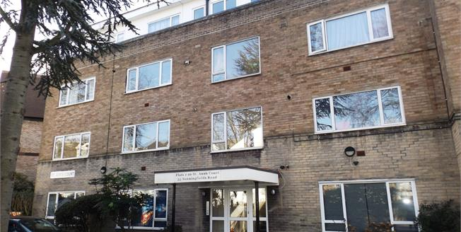 Asking Price £230,000, 1 Bedroom Ground Floor Flat For Sale in London, NW4