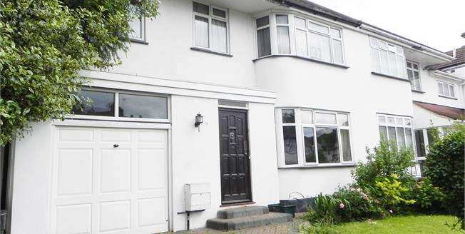 Asking Price £795,000, 5 Bedroom Semi Detached House For Sale in Harrow, HA3