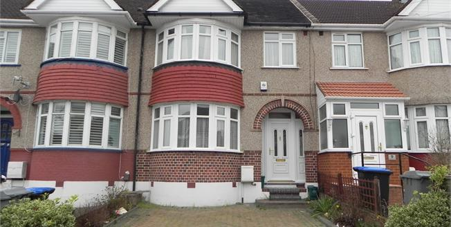 Asking Price £525,000, 3 Bedroom Terraced House For Sale in London, NW9