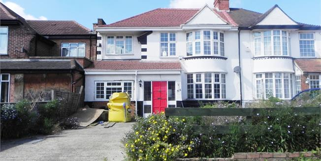 Asking Price £699,950, 6 Bedroom Semi Detached House For Sale in London, NW9