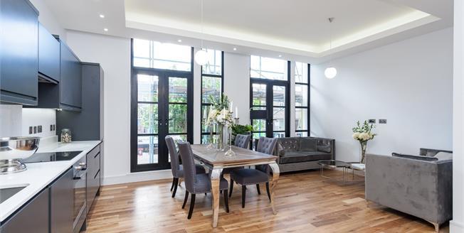 Asking Price £375,000, 1 Bedroom Flat For Sale in London, N12
