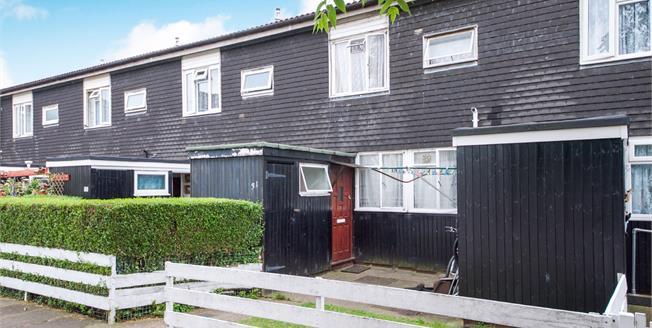 Offers Over £365,000, 3 Bedroom Terraced House For Sale in Barnet, EN5