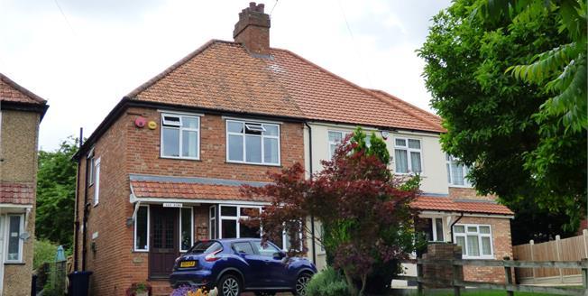 Asking Price £550,000, 3 Bedroom Semi Detached House For Sale in Northolt, UB5