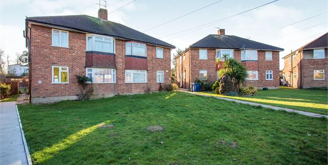 Offers in excess of £300,000, 2 Bedroom Maisonette For Sale in Northolt, UB5