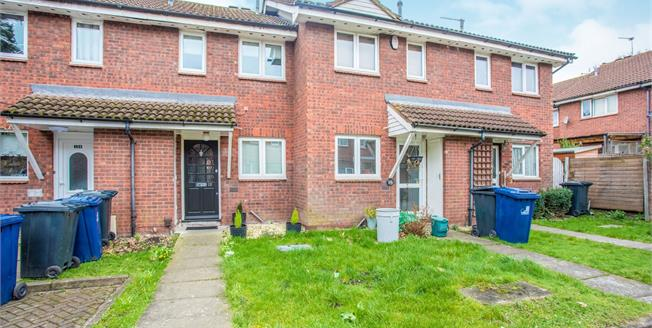 Offers in excess of £375,000, 2 Bedroom Terraced House For Sale in Northolt, UB5