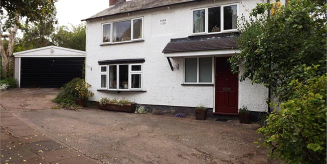 Offers Over £300,000, 3 Bedroom Detached Cottage For Sale in Warrington, WA4