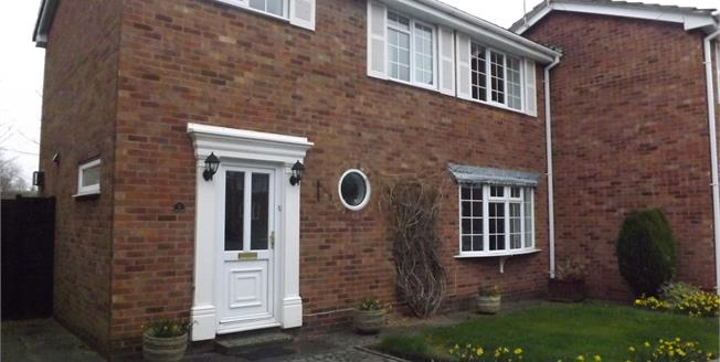 Offers Over £235,000, 3 Bedroom Semi Detached House For Sale in Grappenhall, WA4