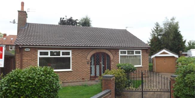 Offers Over £300,000, 2 Bedroom Detached Bungalow For Sale in Grappenhall, WA4