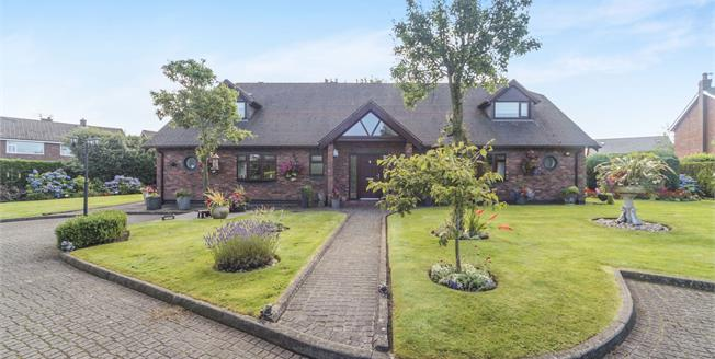 Asking Price £850,000, 4 Bedroom Detached House For Sale in Hatton, WA4