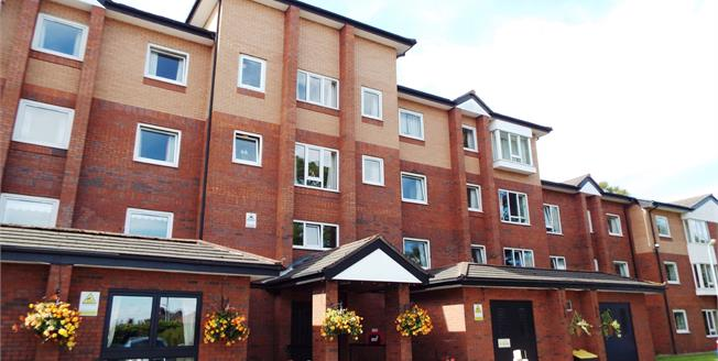 Offers Over £90,000, 1 Bedroom Flat For Sale in Appleton, WA4