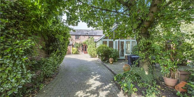 Offers Over £650,000, 3 Bedroom Detached House For Sale in Thelwall, WA4