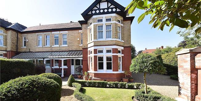Asking Price £675,000, 4 Bedroom Semi Detached House For Sale in Grappenhall, WA4