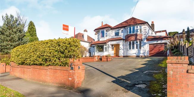 £782,500, 5 Bedroom Detached House For Sale in Appleton, WA4