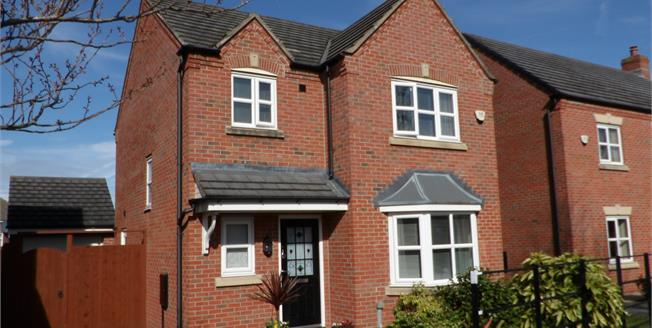 Offers Over £210,000, 3 Bedroom Detached House For Sale in Warrington, WA4