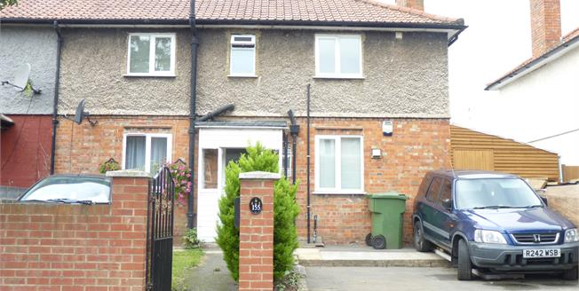 Asking Price £585,000, 4 Bedroom End of Terrace House For Sale in Greenford, UB6