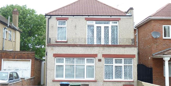 Asking Price £700,000, 3 Bedroom Detached House For Sale in Wembley, HA0