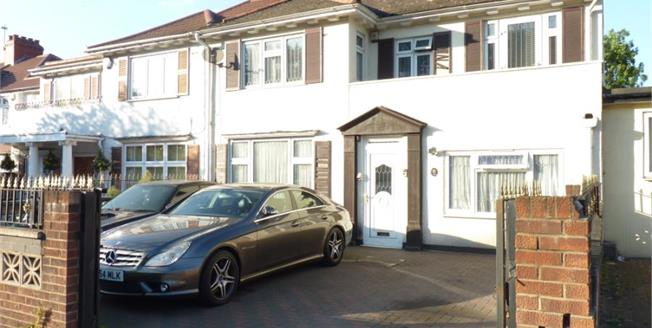 Offers Over £690,000, 6 Bedroom Semi Detached House For Sale in Perivale, UB6