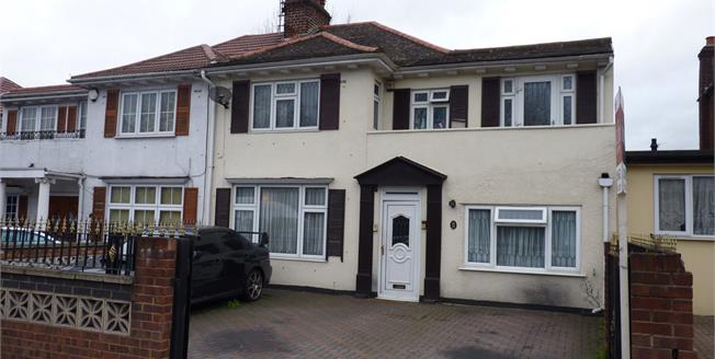 Offers in excess of £650,000, 6 Bedroom Semi Detached House For Sale in Perivale, UB6