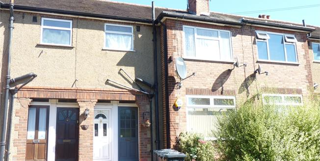 Asking Price £215,000, 1 Bedroom Maisonette For Sale in Greenford, UB6
