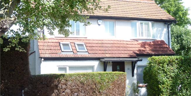 Asking Price £665,000, 3 Bedroom Detached House For Sale in Wembley, HA0