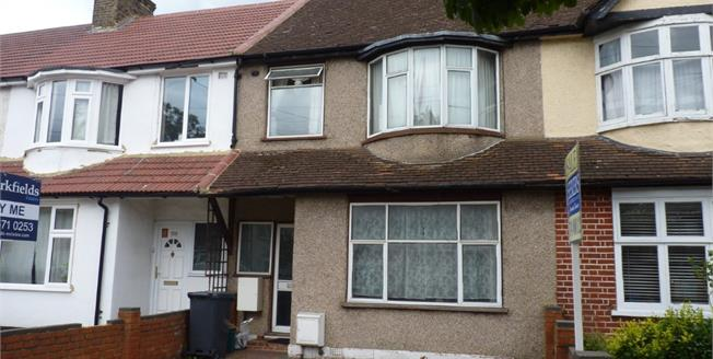 Guide Price £450,000, 3 Bedroom Terraced House For Sale in Southall, UB1
