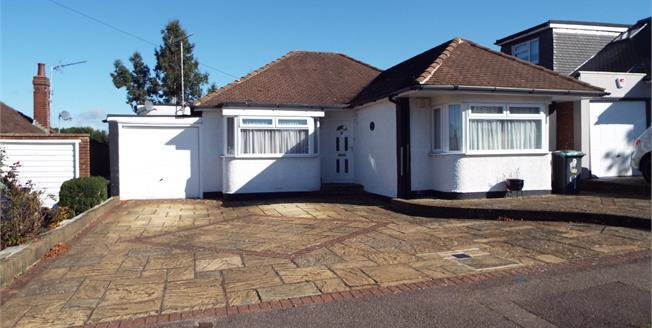 Asking Price £650,000, 2 Bedroom Detached Bungalow For Sale in Potters Bar, EN6