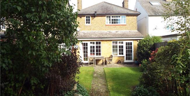 Asking Price £550,000, 3 Bedroom Detached House For Sale in Potters Bar, EN6