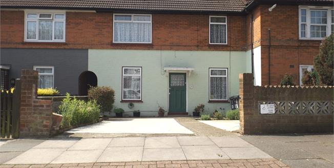 Asking Price £475,000, 3 Bedroom Terraced House For Sale in London, N17