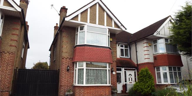 Asking Price £500,000, 3 Bedroom Semi Detached House For Sale in Enfield, EN3