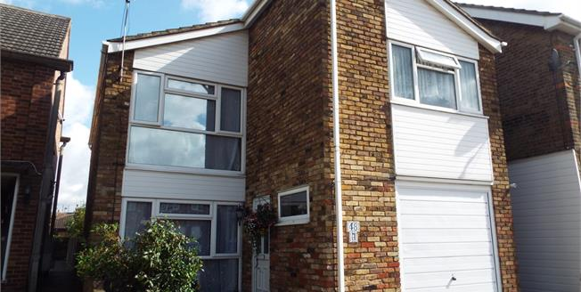 Offers in the region of £490,000, 3 Bedroom Detached House For Sale in Cheshunt, EN7