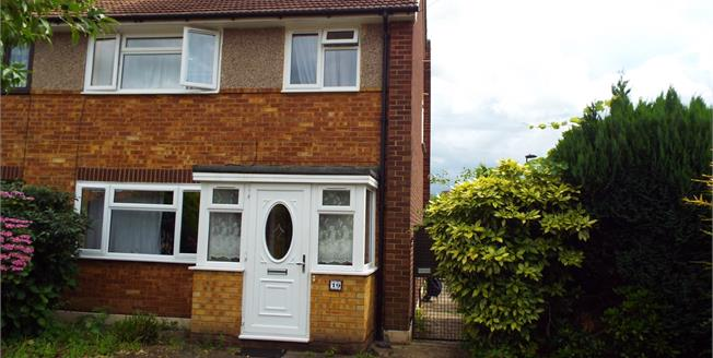 Offers in excess of £429,999, 3 Bedroom Semi Detached House For Sale in Waltham Cross, EN8