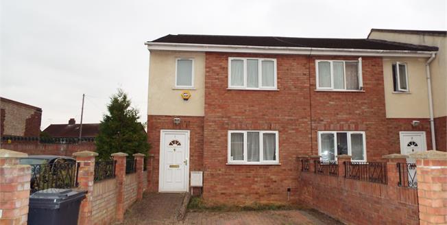 Guide Price £400,000, 3 Bedroom Semi Detached House For Sale in Waltham Cross, EN8