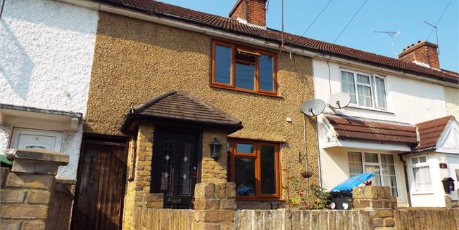 Asking Price £320,000, 2 Bedroom End of Terrace House For Sale in Enfield, EN3