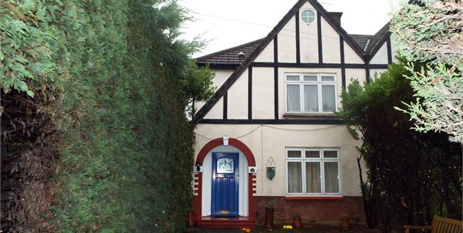 Offers in the region of £410,000, 4 Bedroom Semi Detached House For Sale in Cheshunt, EN8