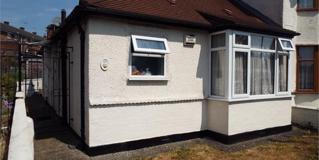 Asking Price £399,995, 2 Bedroom Detached Bungalow For Sale in Waltham Cross, EN8
