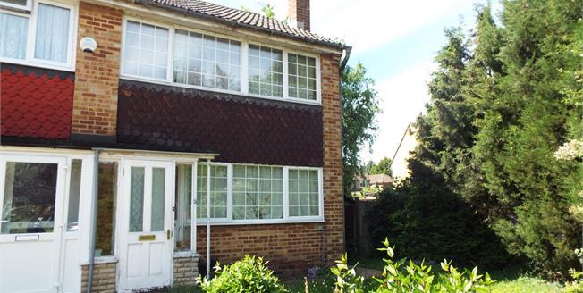 Asking Price £390,000, 3 Bedroom End of Terrace House For Sale in Waltham Cross, EN8