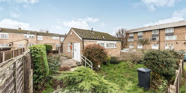 Asking Price £265,000, Detached House For Sale in Waltham Cross, EN8