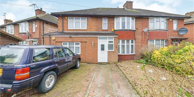 Asking Price £515,000, 4 Bedroom Semi Detached House For Sale in Enfield, EN3