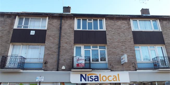 Asking Price £230,000, 2 Bedroom Maisonette For Sale in Enfield, EN3
