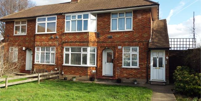 Asking Price £270,000, 2 Bedroom Maisonette For Sale in Waltham Cross, EN8