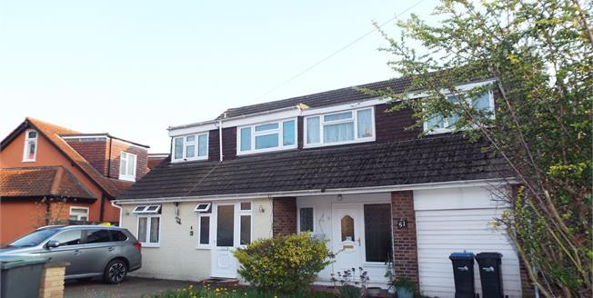Asking Price £410,000, 4 Bedroom Semi Detached House For Sale in Enfield, EN3