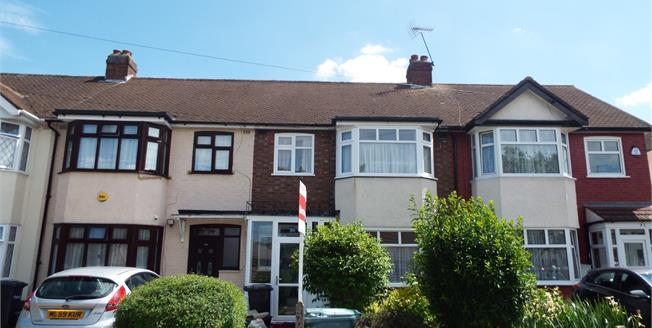 Asking Price £385,000, 3 Bedroom Terraced House For Sale in Waltham Cross, EN8