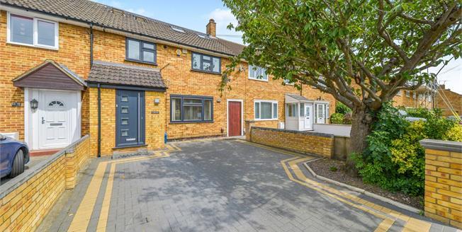 Asking Price £499,999, 4 Bedroom Link Detached House For Sale in Cheshunt, EN8