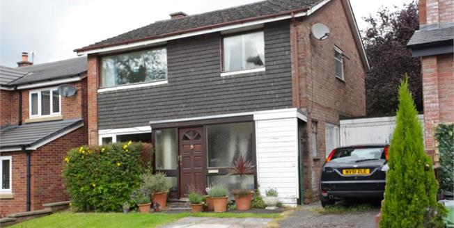 £590,000, 4 Bedroom Detached House For Sale in Alderley Edge, SK9