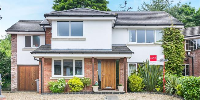 Guide Price £830,000, 4 Bedroom For Sale in Alderley Edge, SK9