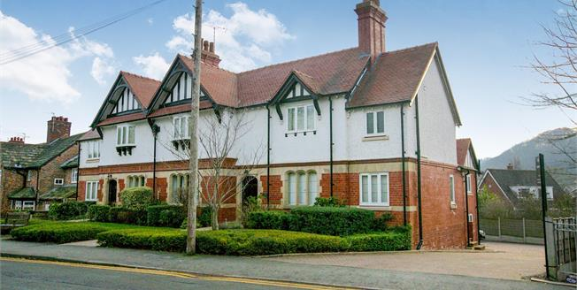 Guide Price £360,000, 2 Bedroom Mews House For Sale in Alderley Edge, SK9