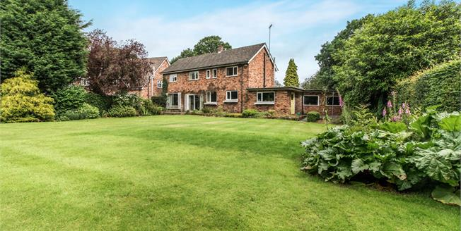 Offers in excess of £600,000, 4 Bedroom Detached House For Sale in Adlington, SK10
